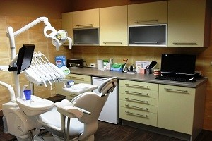 Dental clinic in Budapest