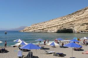 Matala Beach - Crete