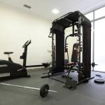 Hotel fitness club